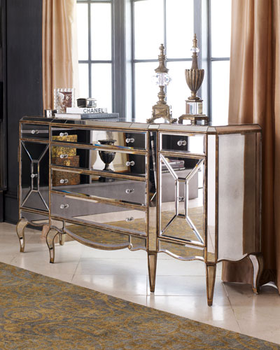 Jerilynn Mirrored Buffet