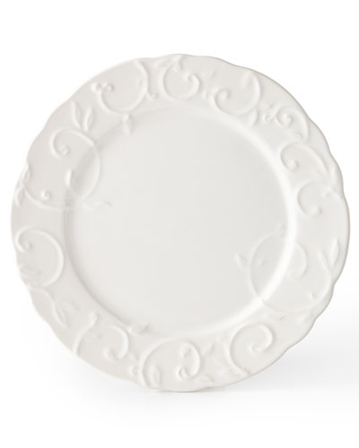 Four Estate Dinner Plates