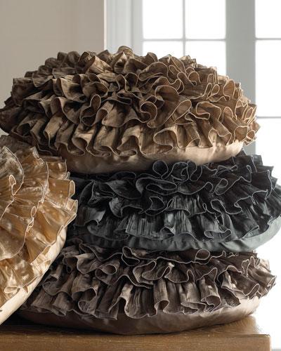 Seaflower Pillow, 20