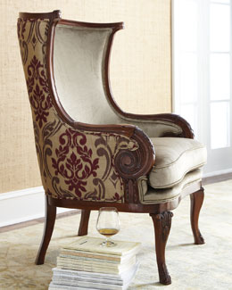 "Massoud ""Cambria"" Chair"
