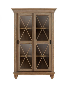 """Clarendon"" Bookcase"