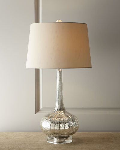High Quality Quick Look. ProdSelect Checkbox. Antiqued Glass Table Lamp