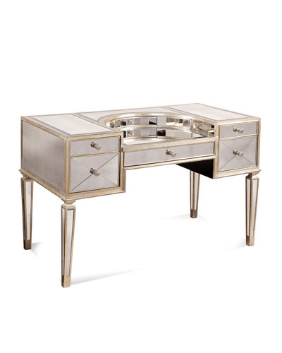 mirrored vanity furniture horchow com rh horchow com Bathroom Mirrored Vanity Horchow Bathroom Dressing Table