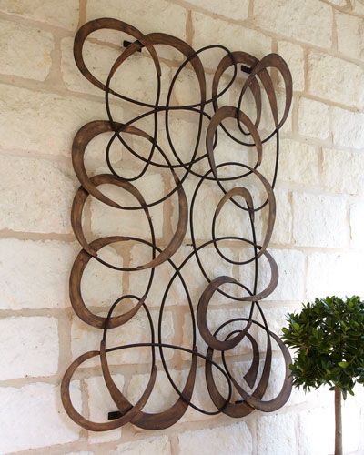 Imported Iron Wall Decor | horchow.com