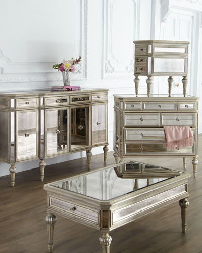 Quick Look. ProdSelect Checkbox. Dresden Mirrored Coffee Table