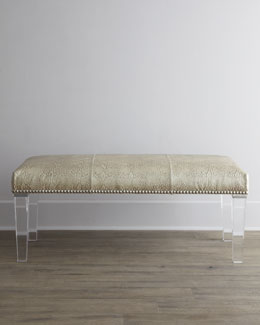 Massoud Serendipity Bench