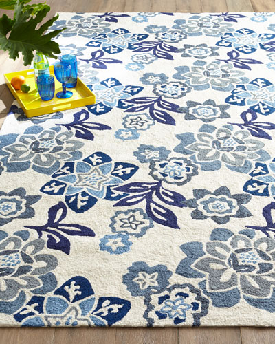 Mayflower Indoor/Outdoor Rug, 7'6