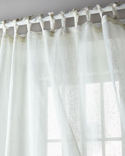 Machine Wash Linen Curtain Horchow Com