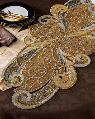 Elegant Table Linen Horchow Com