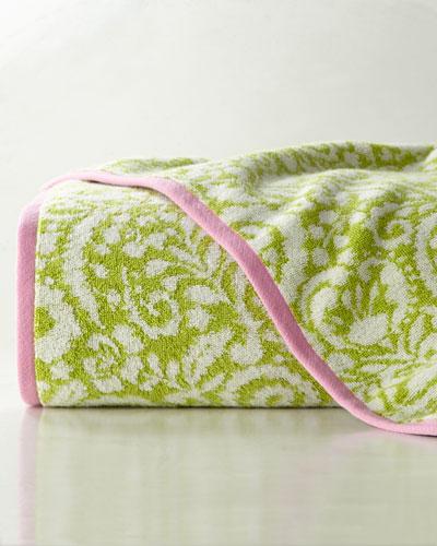 Dena Jacquard Hand Towel