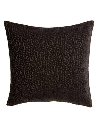 Anastasia Cheetah-Pattern Pillow, 20