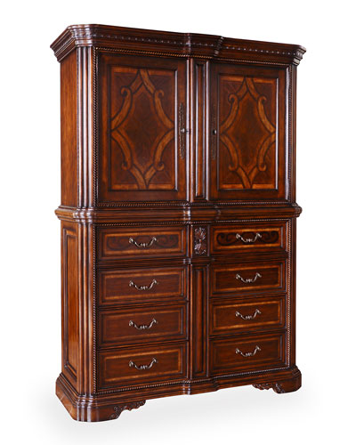Armoire Bedroom Furniture | horchow.com