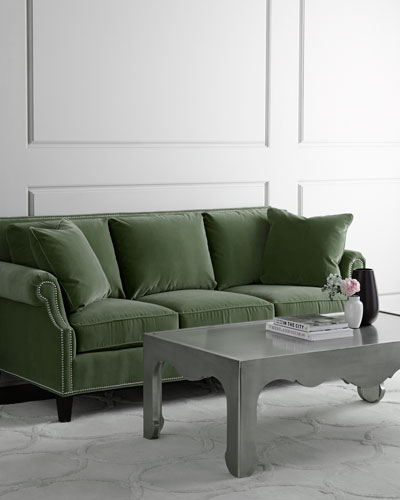 Cotton Upholstery Sofa
