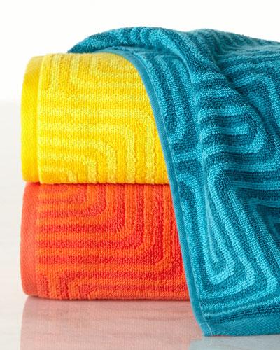 Amazing Maze Face Cloth