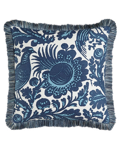 Haveford Floral Pillow, 20