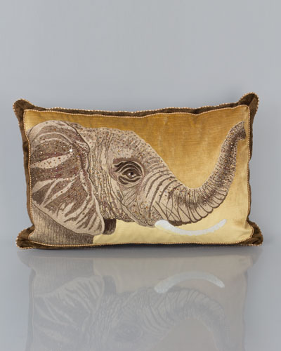 Elephant Pillow, 16