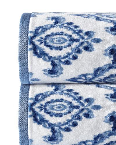 Madison Medallion Hand Towel