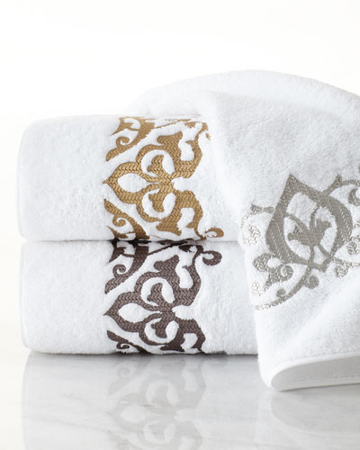 Arabesque Roma Bath Towel