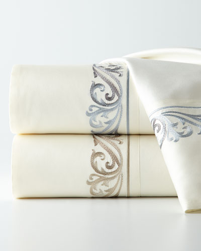 King Florentine 300TC Sheet Set