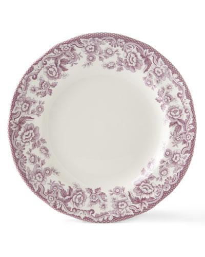 Four Delamere Bouquet Salad Plates