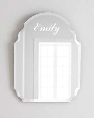 Amore Personalized Mirror