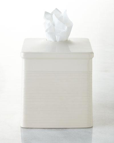 Earth Tissue Box Cover