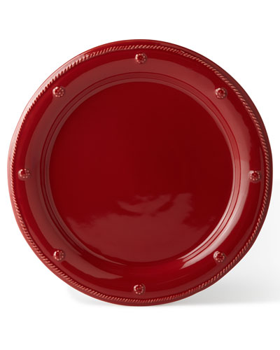Berry & Thread Ruby Dinner Plate