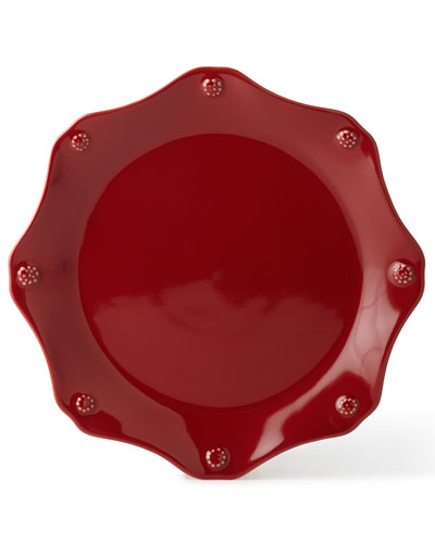 Berry & Thread Ruby Salad Plate