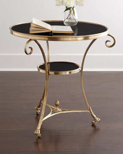Merveilleux Quick Look. ProdSelect Checkbox. Black Granite Side Table
