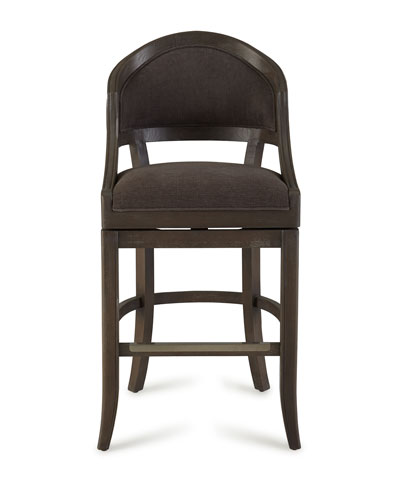 Carter Swivel Barstool