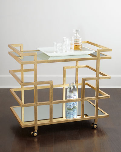 Azalea Bar Cart