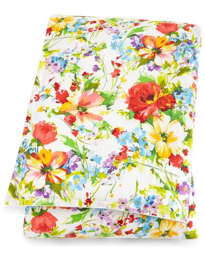 Watch Hill Queen Floral Comforter