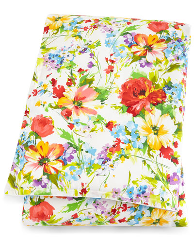 Watch Hill King Floral Comforter