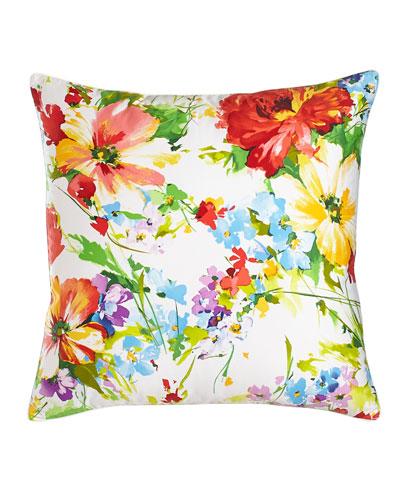 Watch Hill Floral Pillow, 20