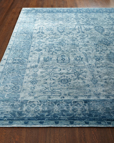 Sweet Blues Rug, 10' x 14'