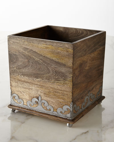 Heritage Collection Wastebasket