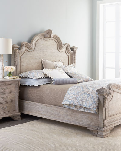 Piers Queen Bed