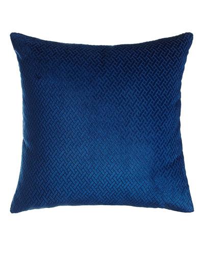 Laguna Blue Pillow