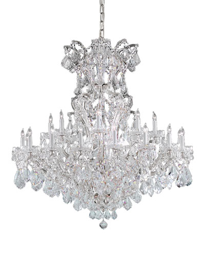 Maria Theresa 25-Light Chandelier