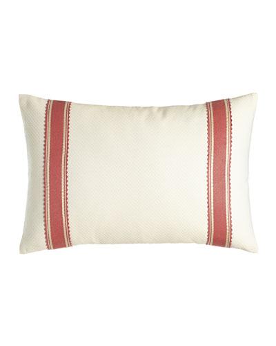 Dakota Pillow with Band Detail, 14