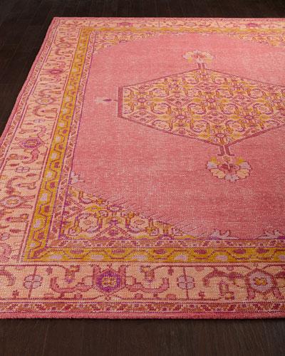Flamingo Rug, 8' x 11'