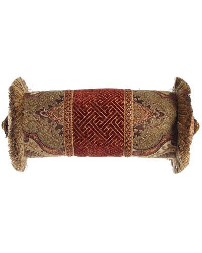 Mediterrane Neckroll Pillow, 8