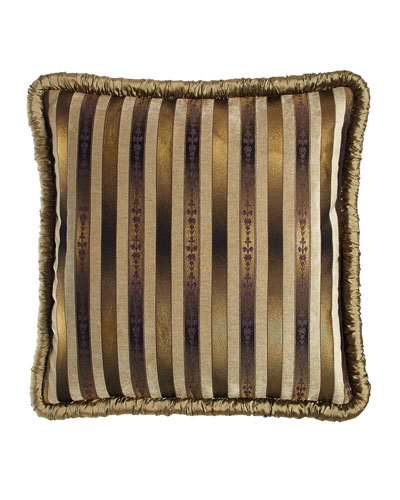 European Gatsby Striped Sham