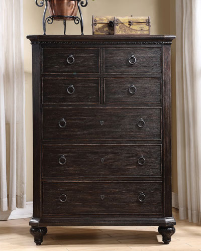 Alastair Five-Drawer Chest