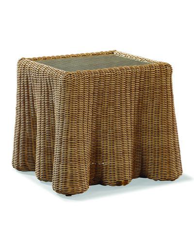 Crespi Square Accent Table