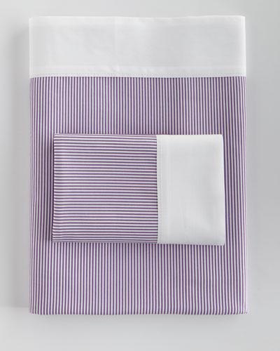 Queen Fairview Flat Sheet