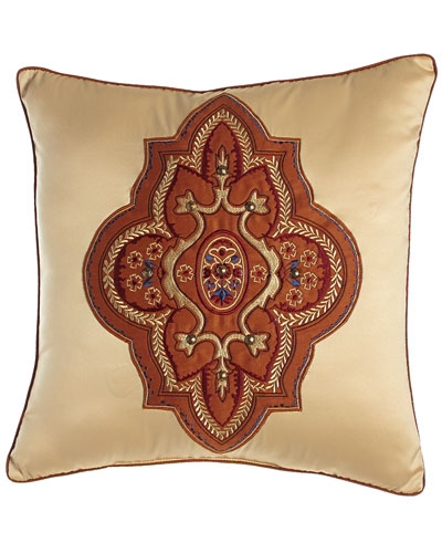 Grantham Applique Pillow, 16