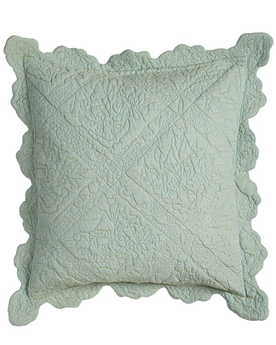 Zella Quilted Pillow, 18