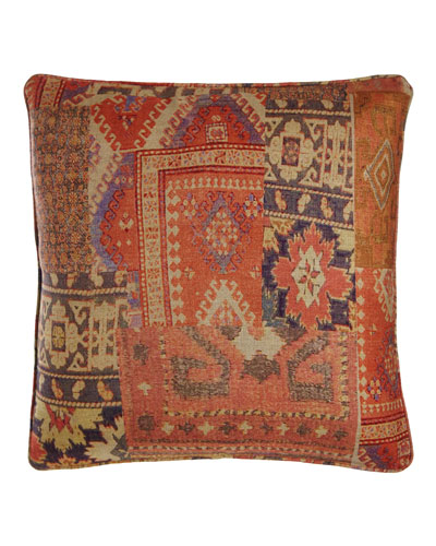 European Anatolia Print Sham