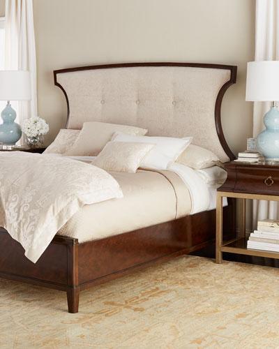 Bernadino Queen Tufted Bed